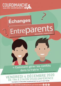 Rencontre Parent'aise : Echanges entre parents